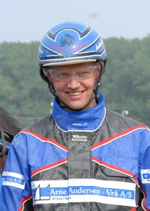 Anders Pedersen havde god grund til at have det store smil fremme i dag.