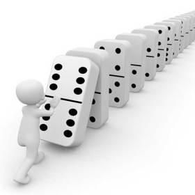 domino-spil