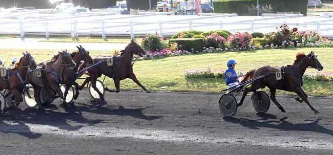 Reckless med Bjærn Goop vinder sikkert i 1.10.7a/2100 m- Foto geny.com