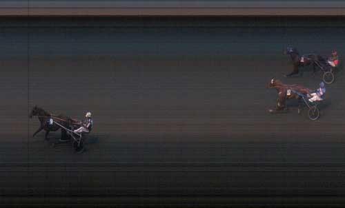 Tess Hovmand vinder sikkert foran Trouville og See Me Brogård