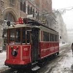 Istanbul Historische tram