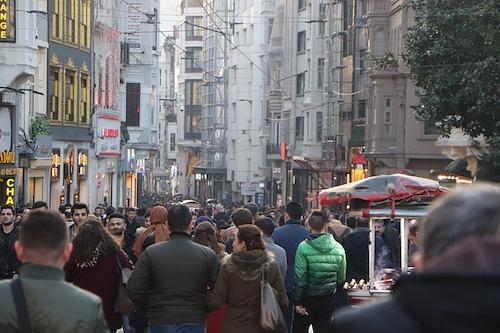 Istanbul in het weekend