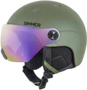 Wintersport gadgets Helm