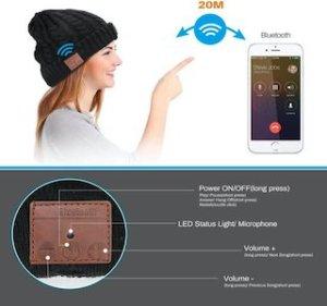 Bluetooth Muts met LED