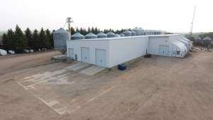 Trawin Seeds Grain Storage & Packaging Warehouse