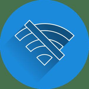 No Internet Connection Symbol