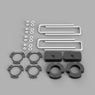 Kit #101077 – 2019-2021 Ford Ranger 4wd 3″ Front/1.5″ Rear Kit
