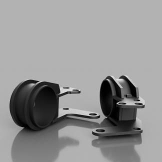Kit #222010 – 2017-2021 Honda Ridgeline 2wd/4wd/AWD – Axle Relocation Kit