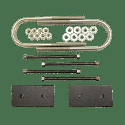 Kit #605044 – 2003-13 Dodge Ram 2500 2003-2021 Ram 3500 4X4/4×2 – 1″ Rear Lift Kit – GAS ONLY