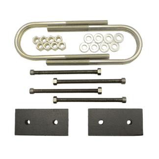 Kit #605046 – 2003-13 Dodge Ram 2500, 2003-2021 3500 4X4/4×2 – 1″ Rear Lift Kit – DIESEL WITHOUT OVERLOAD SPRINGS ONLY