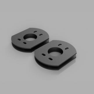Kit #605064 – 2013-2021 Ram 3500 Air Bag – For 1″ Rear Lift Kit ****ADD ON KIT ONLY****