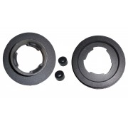 Kit #104080 – 1997-2003 Ford F150/F150 Heritage/ Expedition 2wd & 2001-2002 Lincoln Blackwood 2wd- 1.5″ Front Level Kit