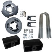 Kit #108035 – 2005-2010 Ford F250 Superduty 4wd – Front And Rear Lift Kit