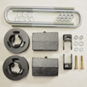 Kit #108045 – 2011-2016 Ford F250/F350 Superduty 4wd – Front And Rear Lift Kit