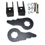 Kit #404046 2003-2019 Chevrolet Express 1500 2WD ONLY – 2.5″ Front Lift Kit
