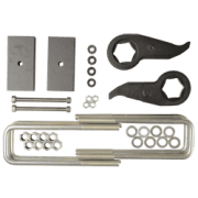 Kit #405045 – 2011-2019 Chevrolet/GMC 2500HD – Front And Rear Lift Kit