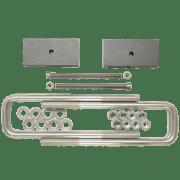 Kit #405046 – 2011-2019 Chevrolet & GMC 2500HD 2wd/4wd – 1″ Rear Lift Kit