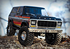 Traxxas - 82046-4 Ford Bronco