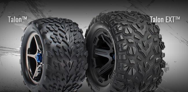Nuove ruote e pneumatici