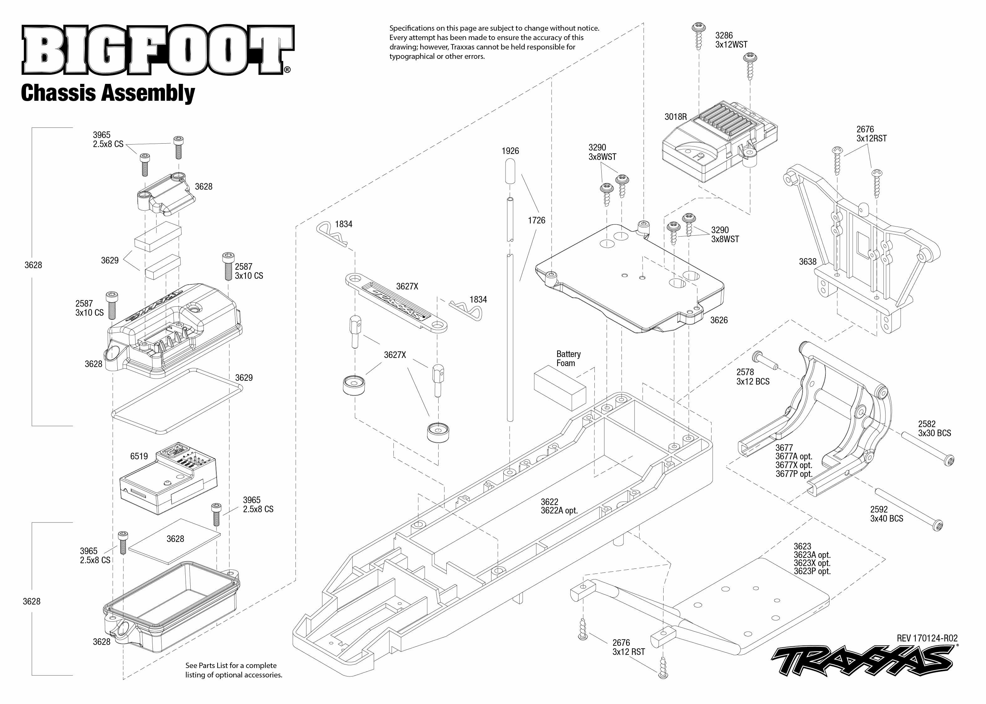 Traxxas Bigfoot 1 Original Monster Truck