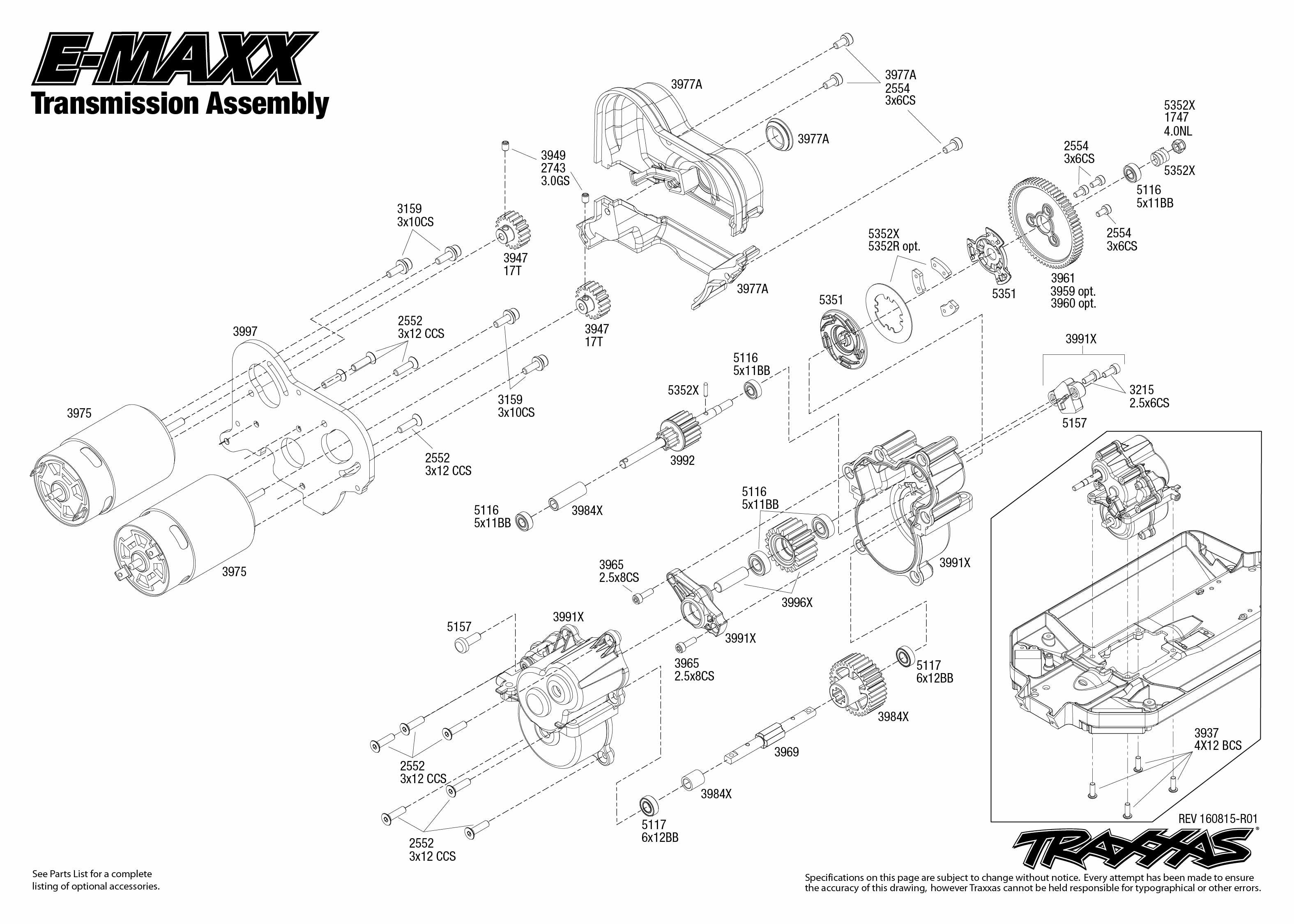 Traxxas E Maxx Manual
