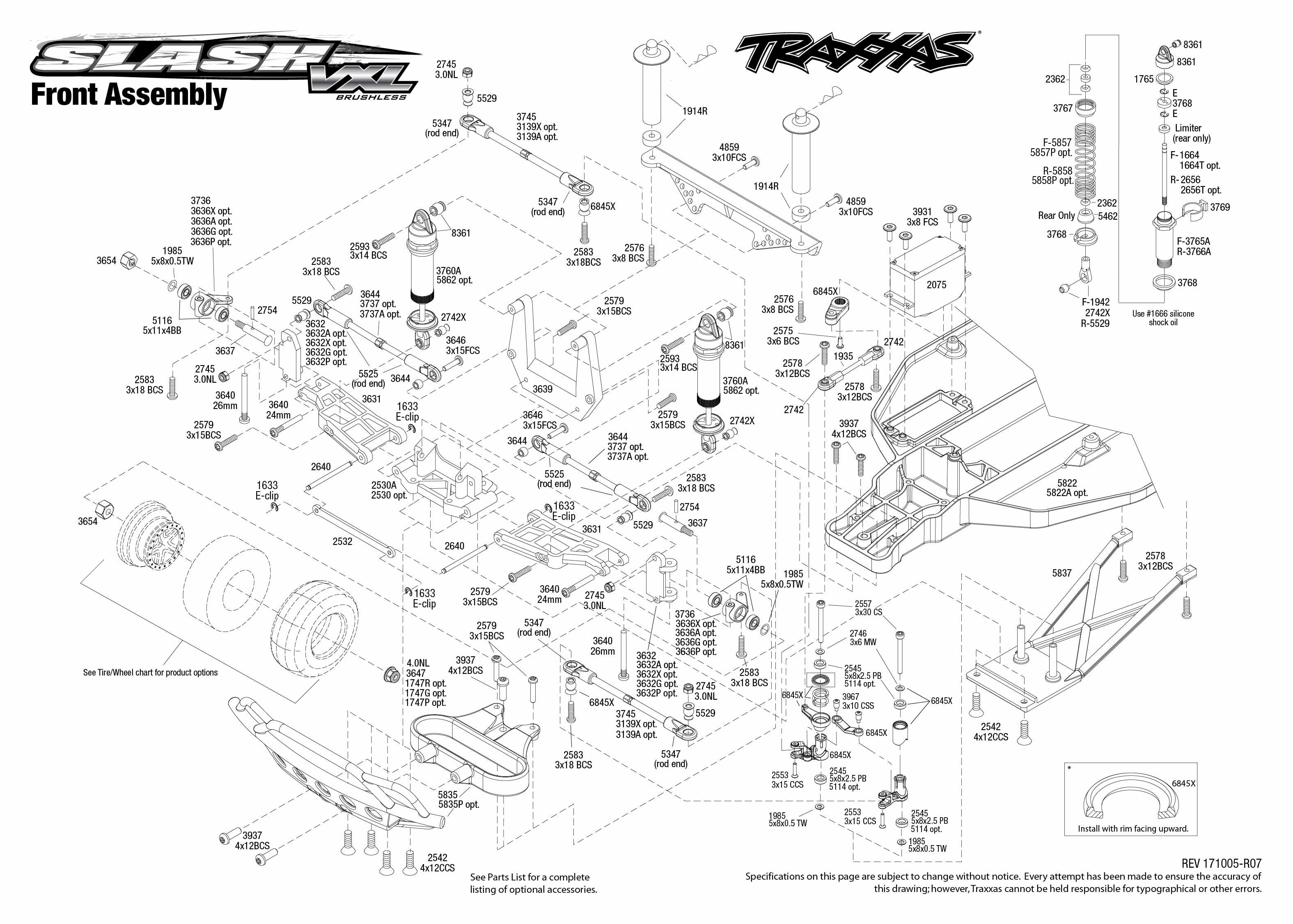 Traxxas T4 Slash Vxl 1 10 Rtr 2wd Short Course Truck