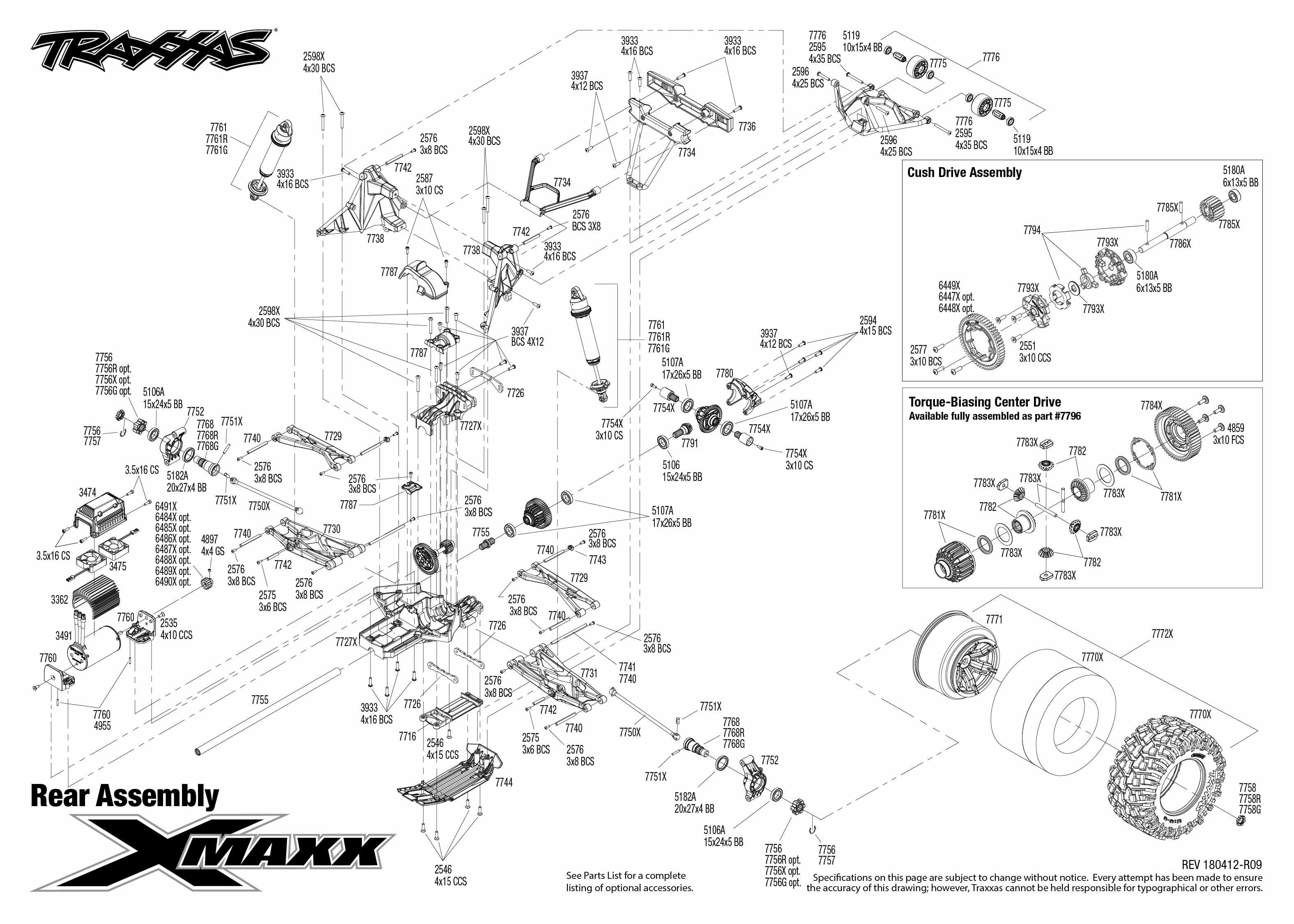 Traxxas X Maxx 8s