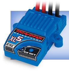 Controllo elettronico della velocità impermeabile XL-5