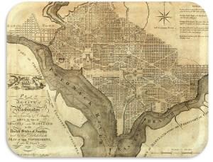 Washington DC 1785