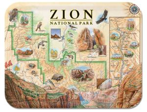Zion State Park Utah
