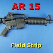 AR 15 field strip video