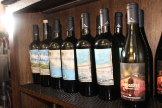 We carry Save Me San Francisco house wines