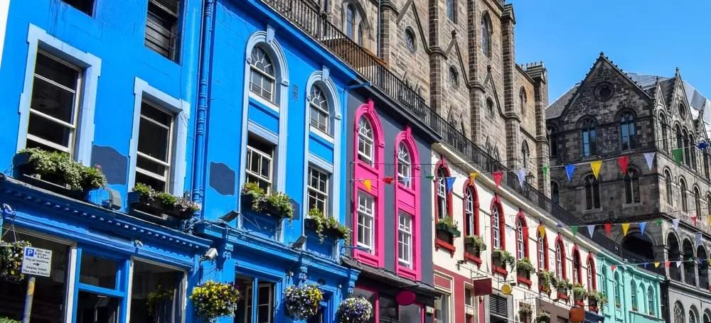 Wyjazdy incentive do Edynburga