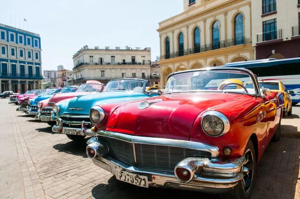 Podróż w czasie na Kubie