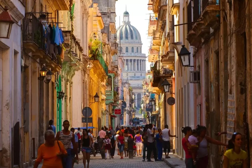 Wyjazdy na Kubę