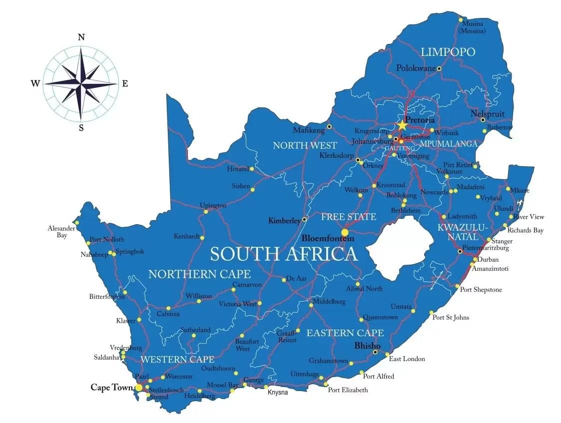 Wyjazdy incentive Afryka