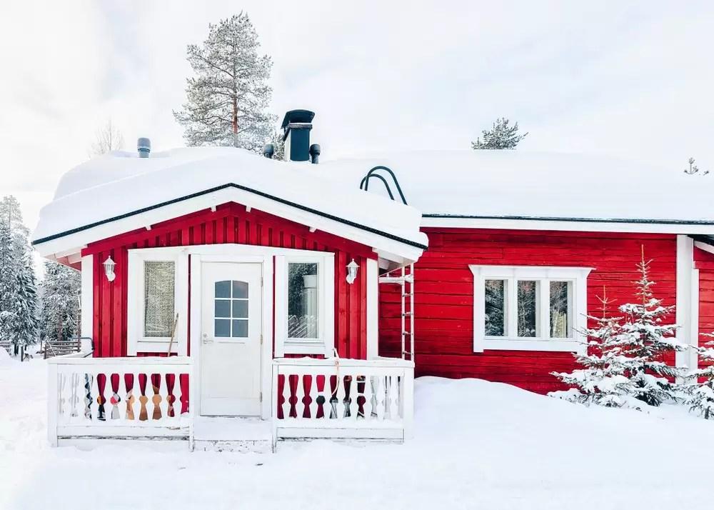 Laponia nadaje się na wyjazd integracyjny.