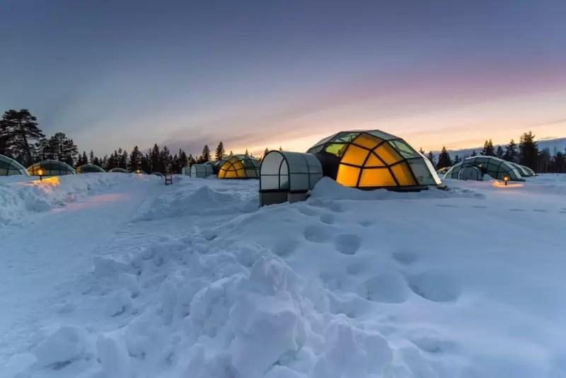Incentive w Laponii