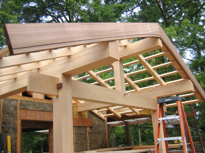 Image Result For Wooden Gate Joints