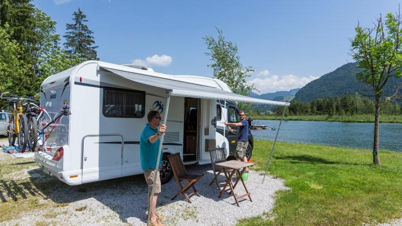Camping-Urlaub: Die Schweiz ist laut ADAC-Campingführer ein teures Pflaster