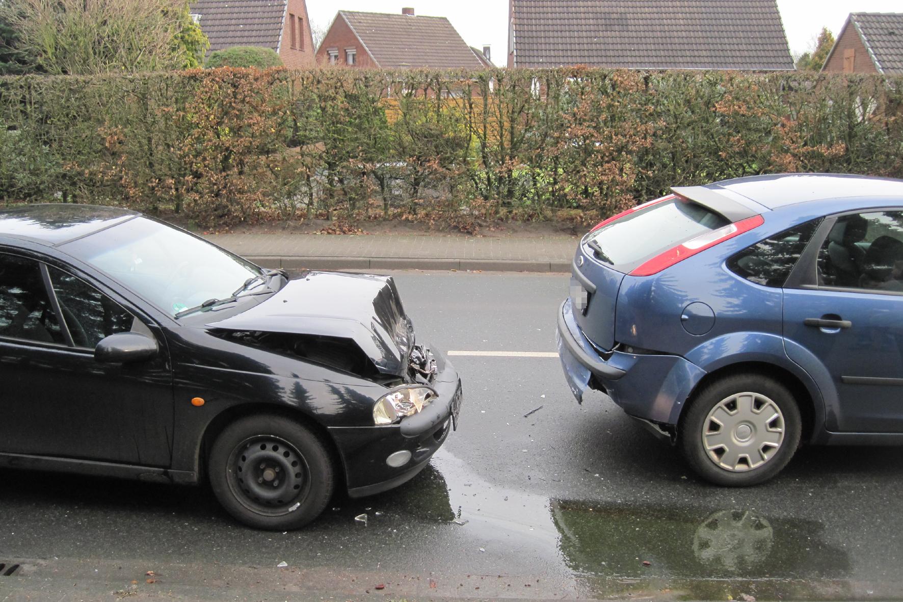 Nepper, Schlepper, Bauernfänger provozieren Unfälle im Straßenverkehr