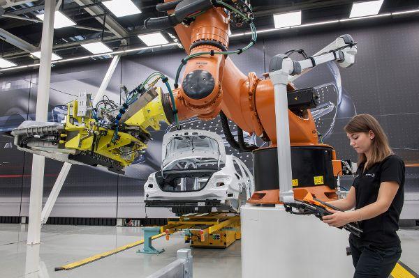 Beim Roboter-Ranking will China an die Spitze