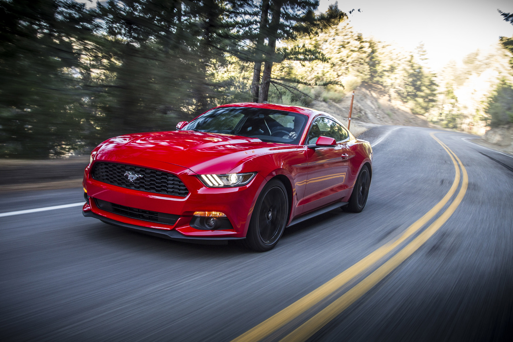 Ford Mustang galoppiert zum Preis-Leistungs-Sieg