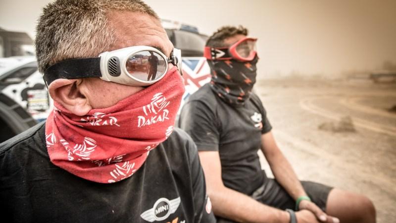 Silk Way Rally: Ein Abenteuerspielplatz für Offroad-Fans und harte Jungs