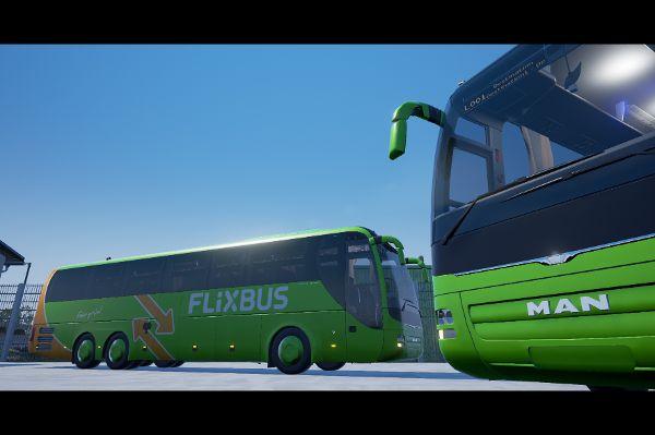 Im Fernbus hinterm Lenkrad durch das digitale Deutschland
