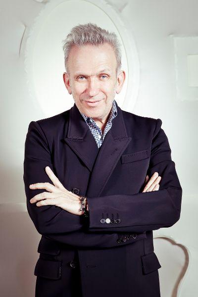 Jean-Paul Gaultier treibt es auch bei Frauenautos bunt