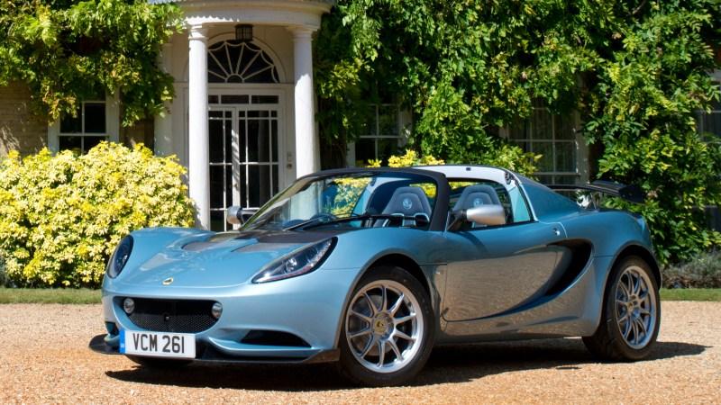 Sportwagen Lotus Elise 250 Special Edition