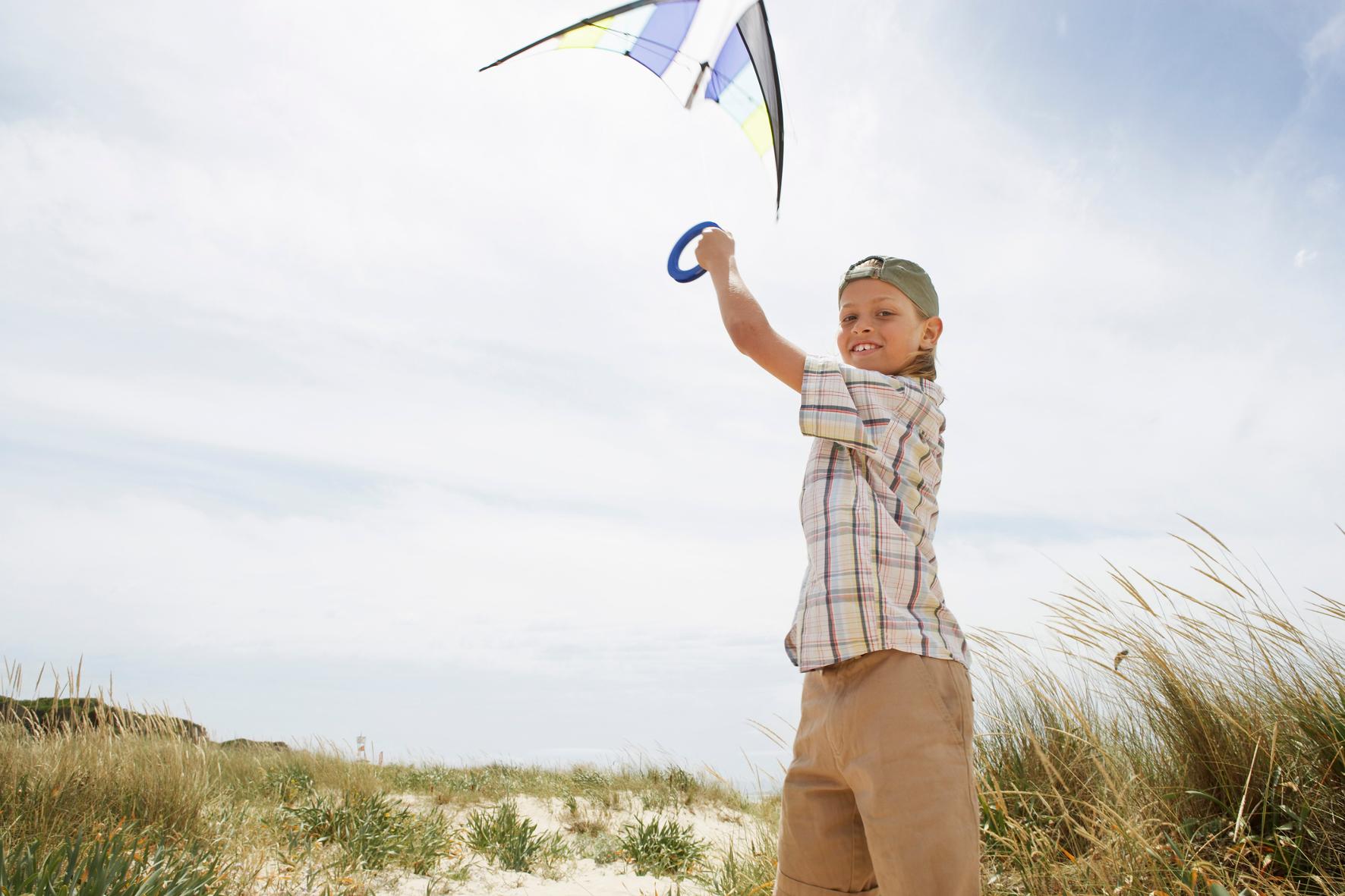 Drachenflieger haben Hochkonjunktur