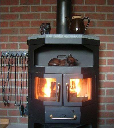 Moderne Feuerstätten sind zunehmend emissionsärmer