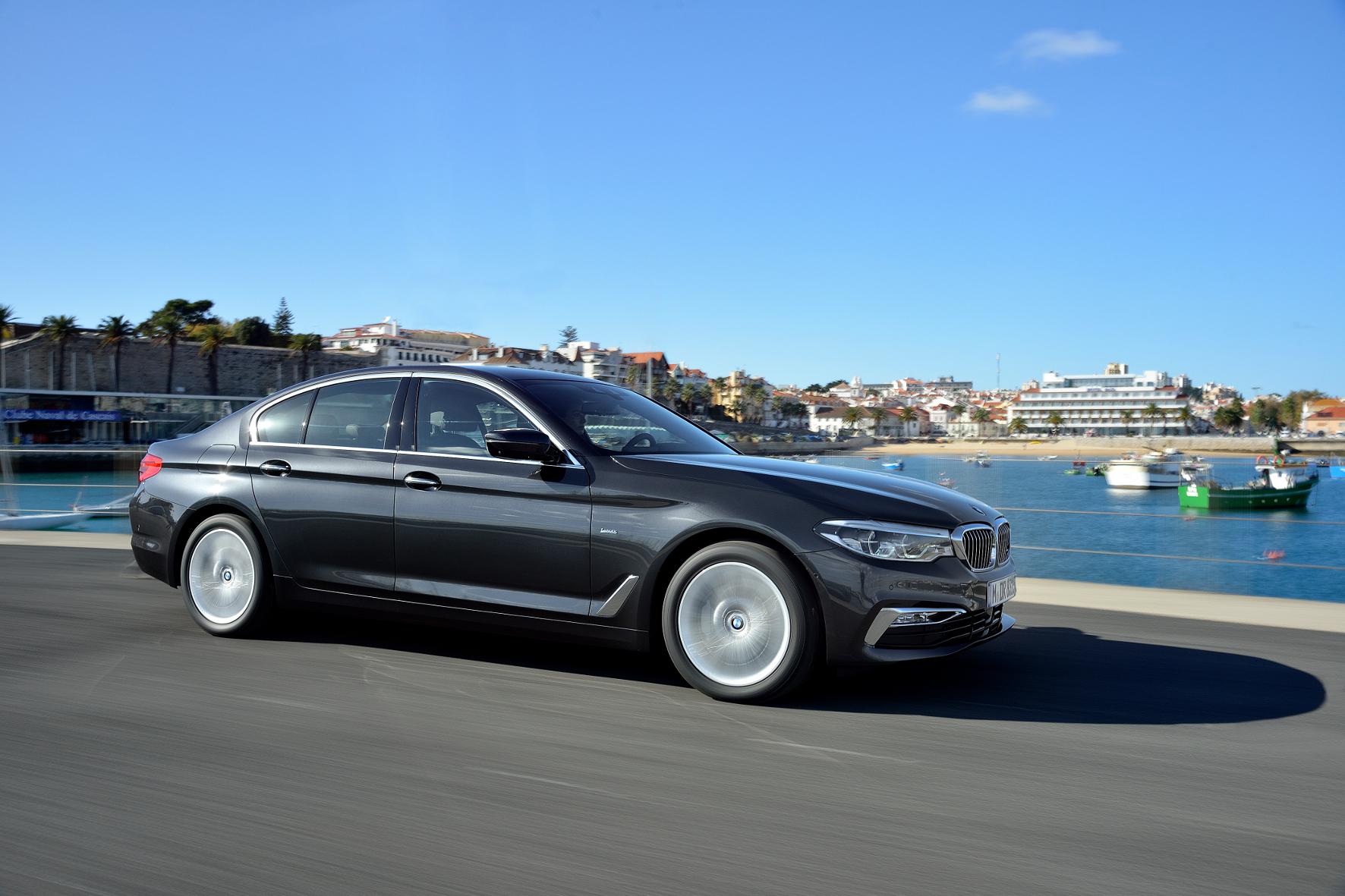Neuer 5er-BMW: Unerschütterliche Gelassenheit